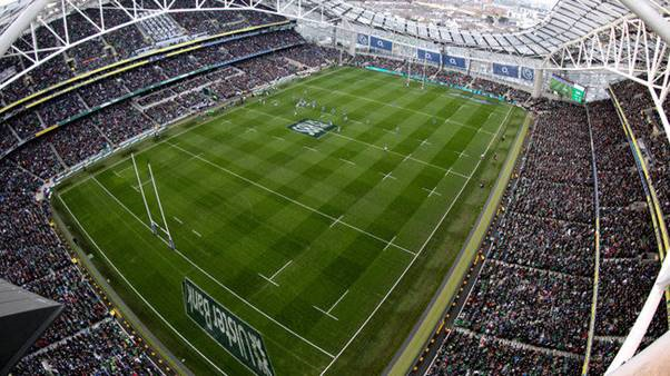 Picture this… the Aviva Stadium full of Social Housing Units